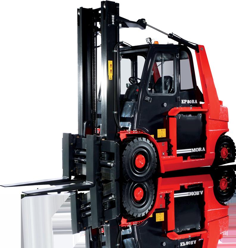 carrelli elevatori elettrici M-150